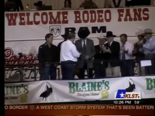 Rodeo Report Saturday Night_6806527852975964950