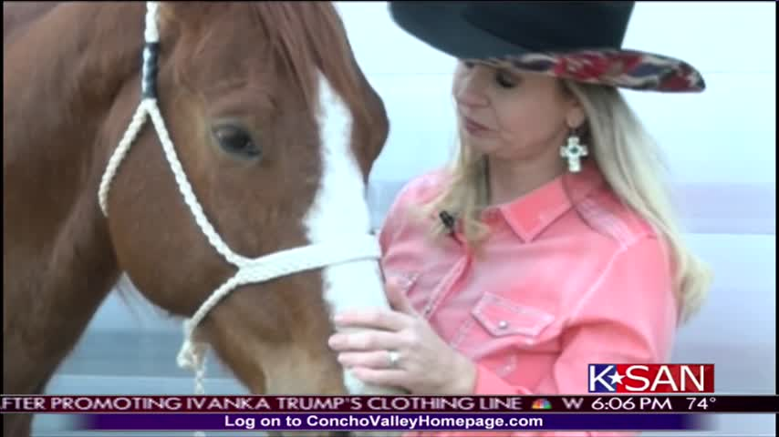 Hometown Talent Shines at San Angelo Rodeo_91998613