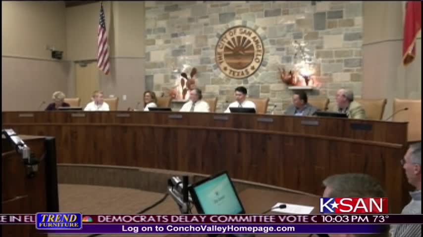 Budget Ordinance Vote by City Council_91069286