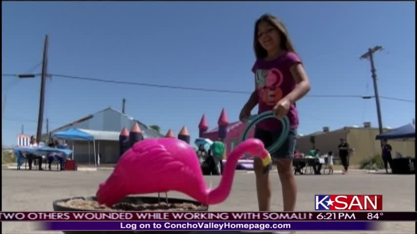 MHMR Services for the Concho Valley Hosts Freedom Fiesta