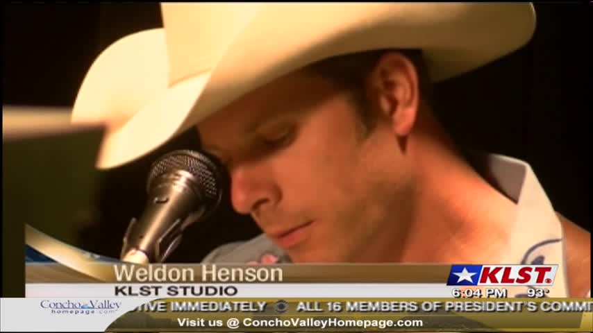 Texas Country Artist to Play for San Angelo Benefit_69467723