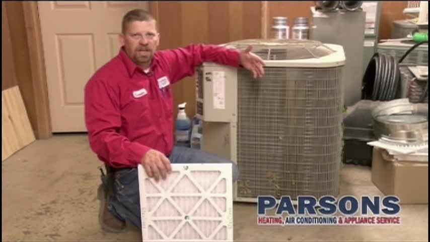 Parsons - Beat the Heat AC Maintenance