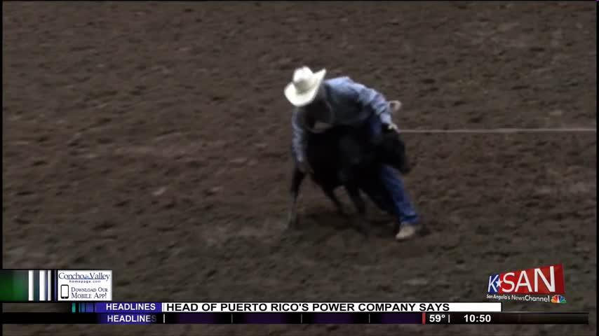 Cinch Roping Fiesta - Cowboy Christmas Show_59491743