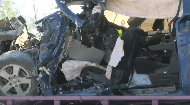 Texas DPS release information on deadly Tuesday crash on U S  67