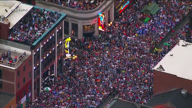 200 000 Attend Day 1 Of 2019 Nfl Draft In Nashville