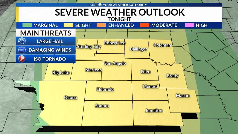 Severe Weather Outlook 6_24