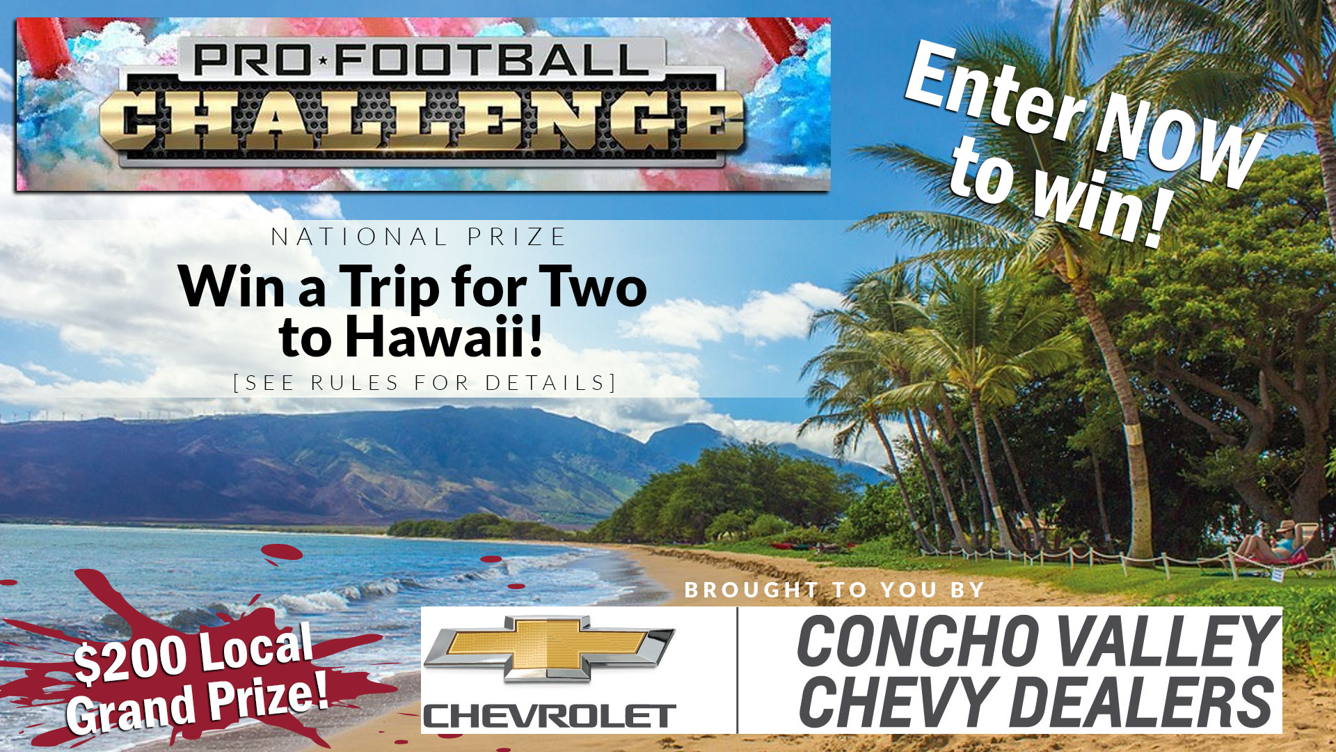 Contests   ConchoValleyHomepage com