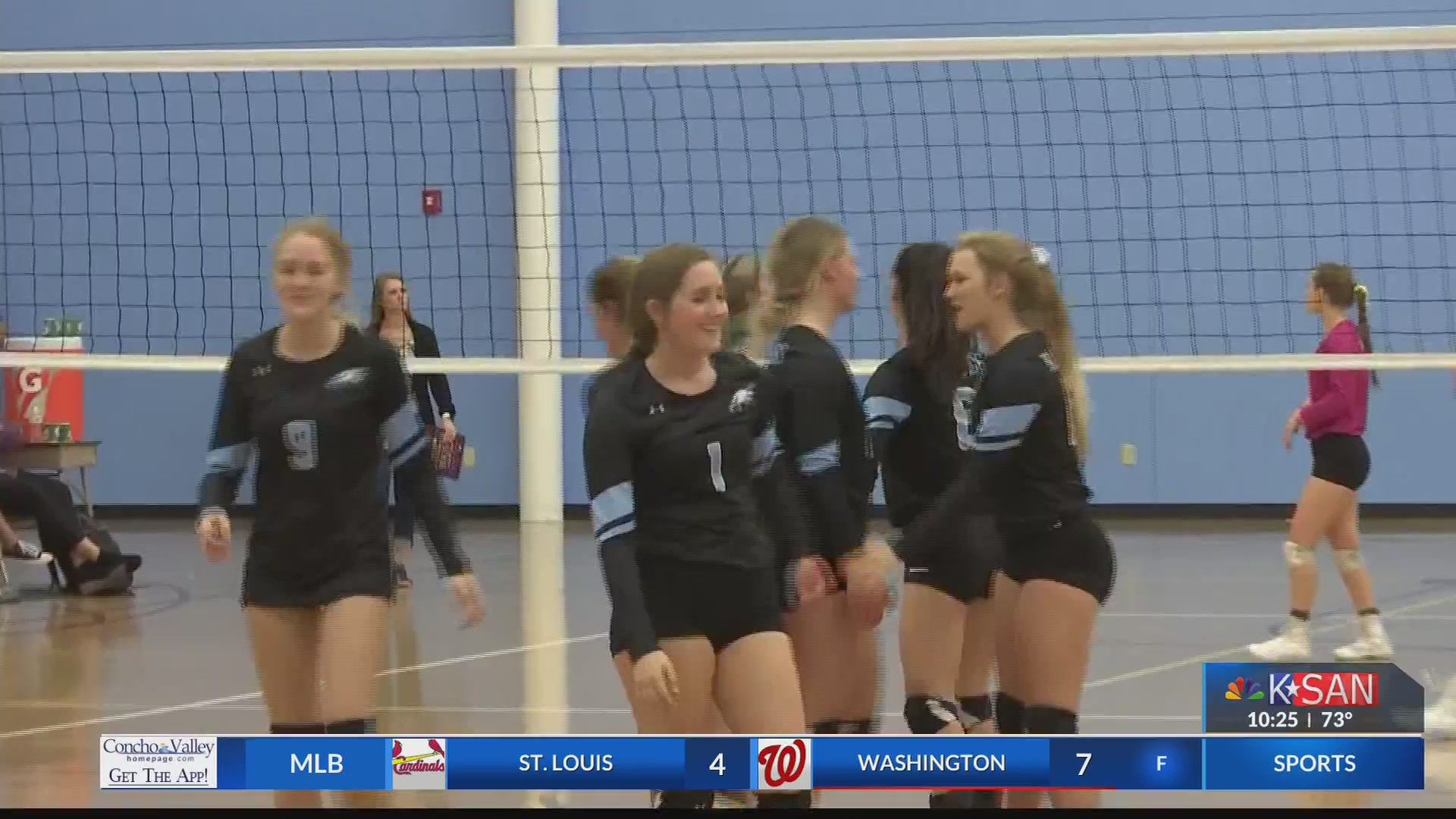 Central In The Mix For District 3 6A Title