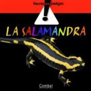 la salamandra Los 7 mejores libros de educación ambiental para niños