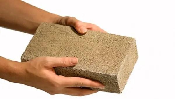 ladrillo cemento biologico