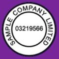 company seal layout