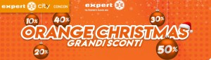 Orange Christmas Expert - sconti fino al 50%