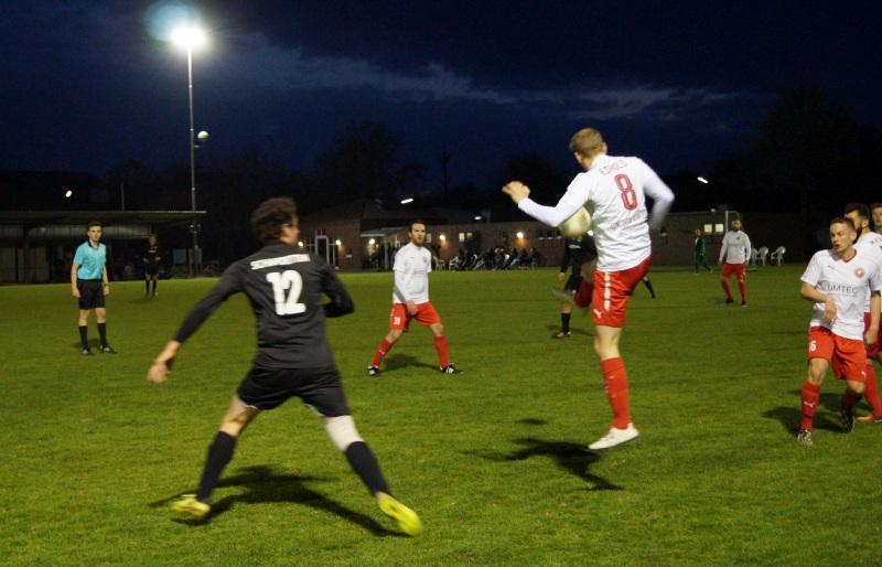 Nachholspiel: Concordia Albachten – Fortuna Schapdetten 1:0 (1:0)