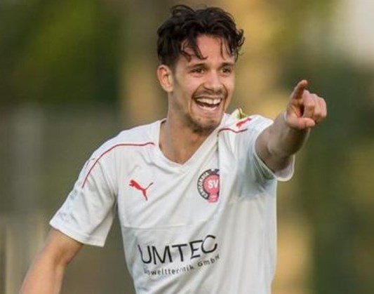 Daniel Golparvari  nominiert zu Münsters Fußballer des Jahres 2019