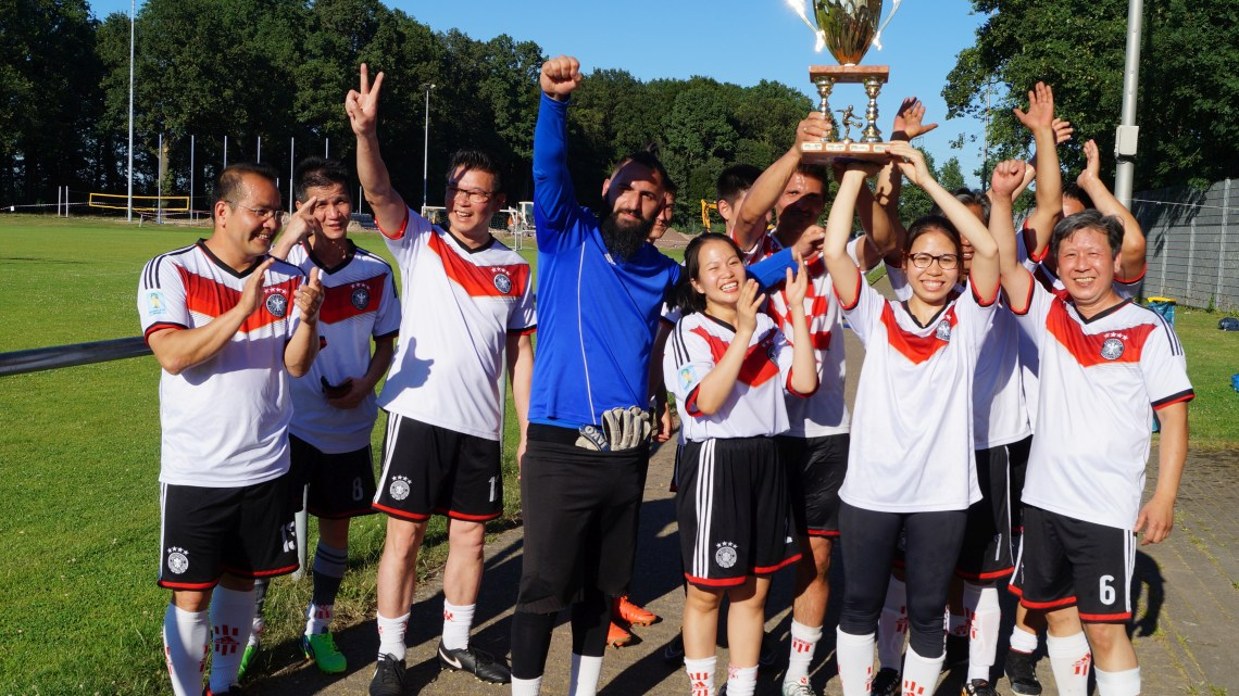 Saigon-Soccer rocken das Jux-Turnier