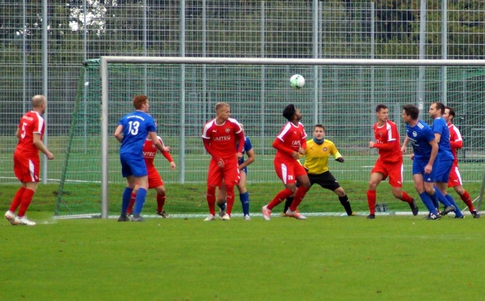 Concordia Albachten – Cheruskia Laggenbeck 2:0 (0:0)