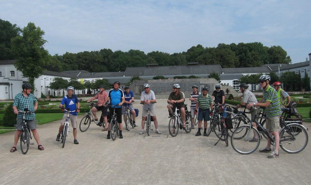 Radtour im August 2014 zum Libori-Fest nach Paderborn