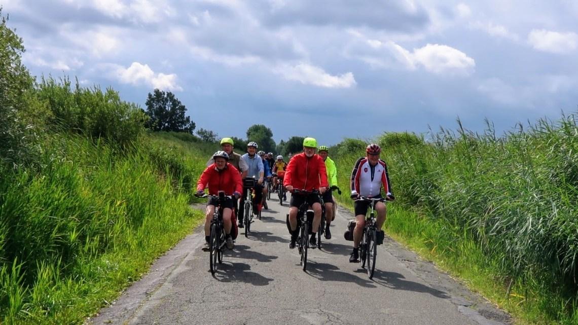 Radtour Ende Juli 2021 nach Tecklenburg