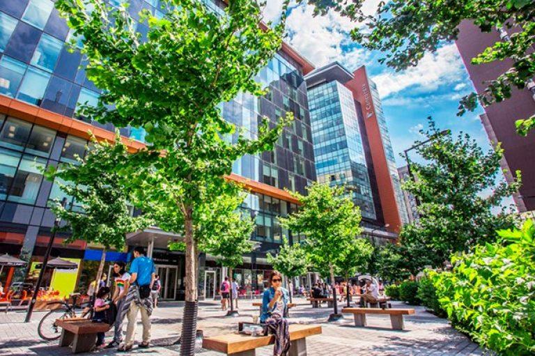 Concordia climbs the 2018 National Taiwan University Ranking