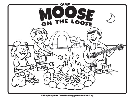 VBS > VBS 2018 Themes > Camp Moose on the Loose VBS 18