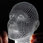 Luz filtrante efecto 3D