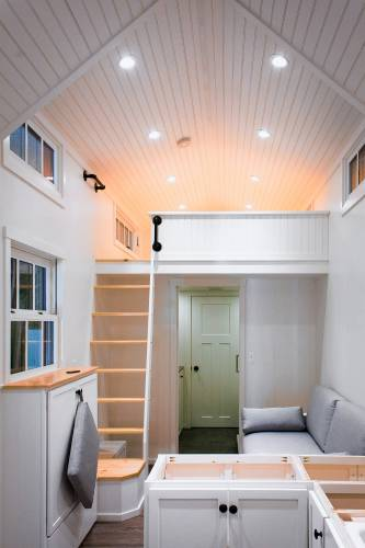 NH tiny house company has big plans for the future