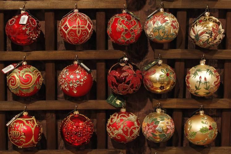 Polish Christmas Ornaments