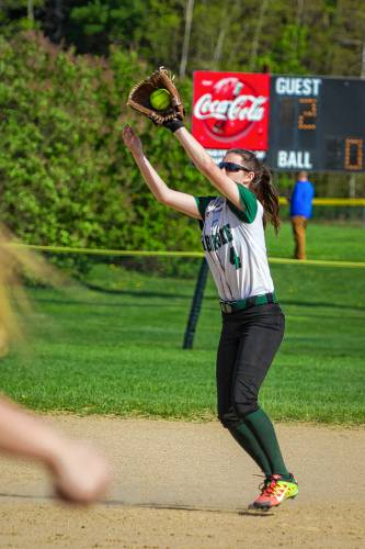 High school softball Pembrokes Berube pitches Spartans