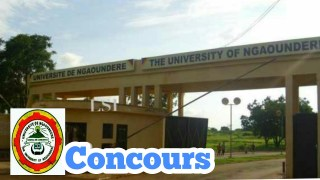 Concour University of Ngaoundere 2018-2019