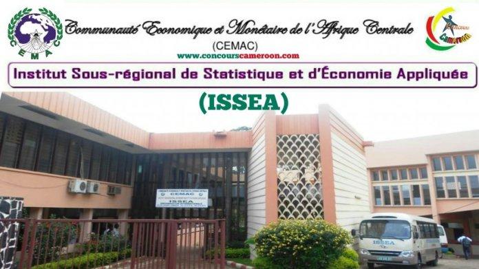 l'Institut sous régional de statistique et d'economie appliquee (ISSEA)