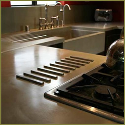 Perfect Can Concrete Countertops Withstand Heat