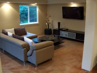 Family Room Floor Pictures- Photos and Ideas for Living ...
