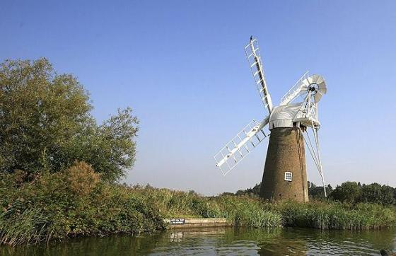 Biodiversity of the Broads: a matter of national importance