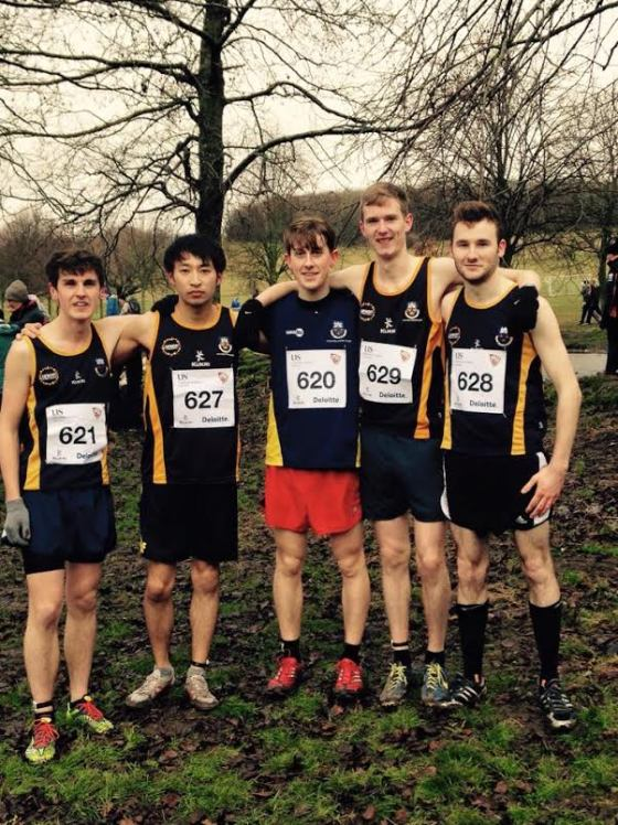 UEA Athletics show potential