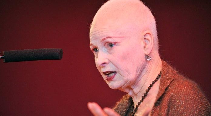 Vivienne Westwood. Photo: Flickr, Southbank Centre.