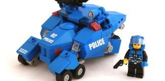 Lego Police - Flickr Dane Erland