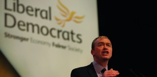Tim Farron. Photo, flickr.com
