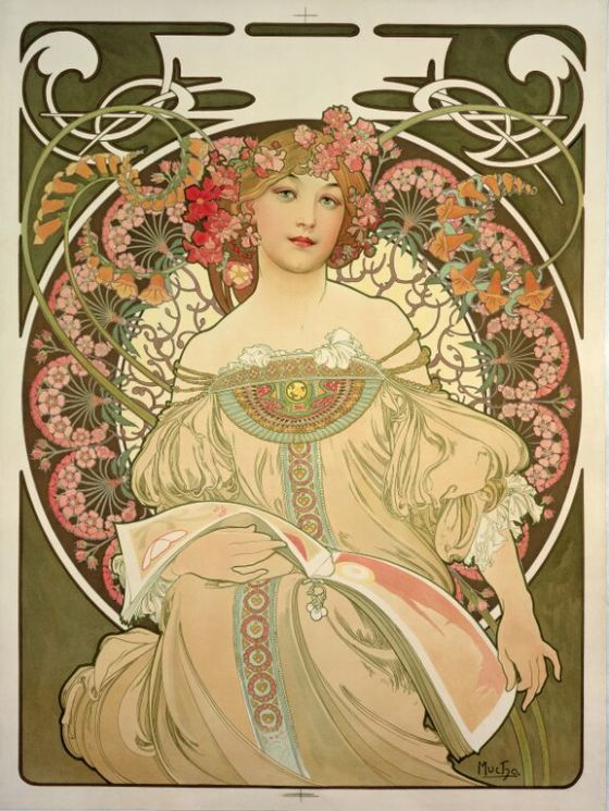 Review – Alphonse Mucha: In Quest of Beauty at the Sainsbury Centre