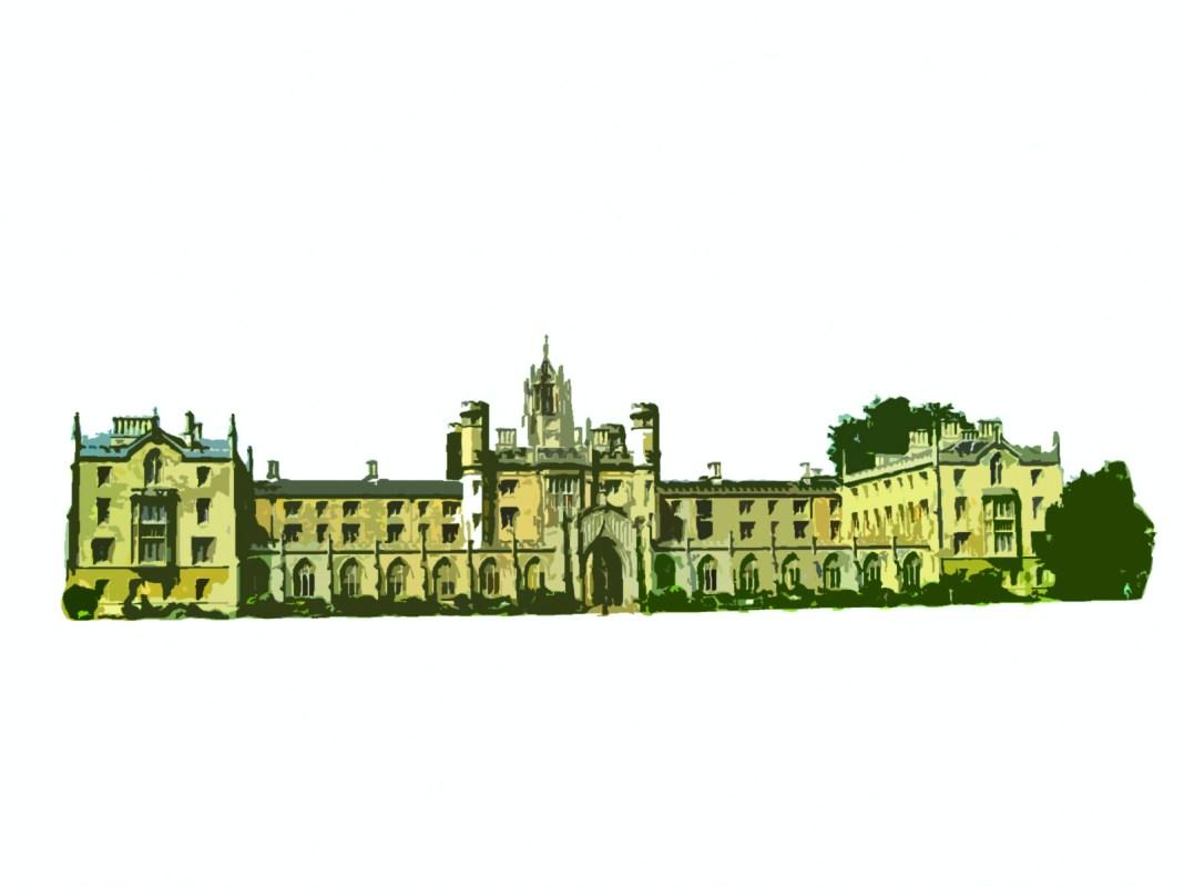 CambridgeUniversity. Illustration: Dougie Dodds for Concrete