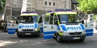 Swedish Police. Photo: Wikimedia, Peter Isotalo