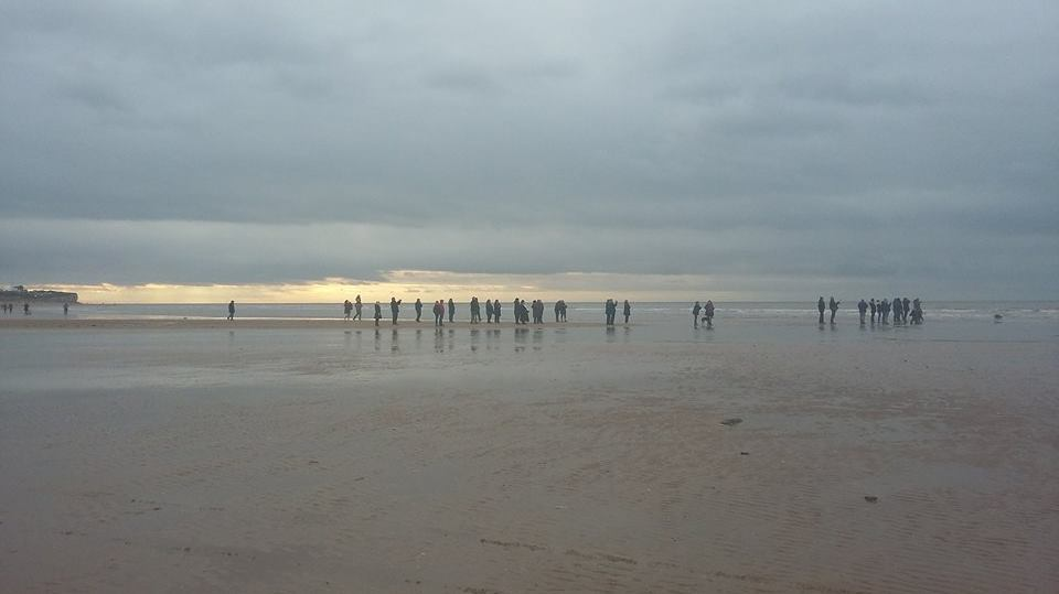 Hunstanton Beach. Photo: Jessica Coleslaw for Concrete Photography