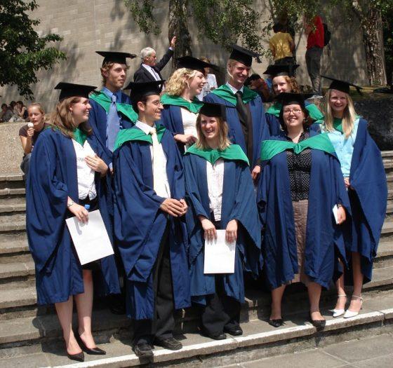UEA's class of 2017 celebrates graduation