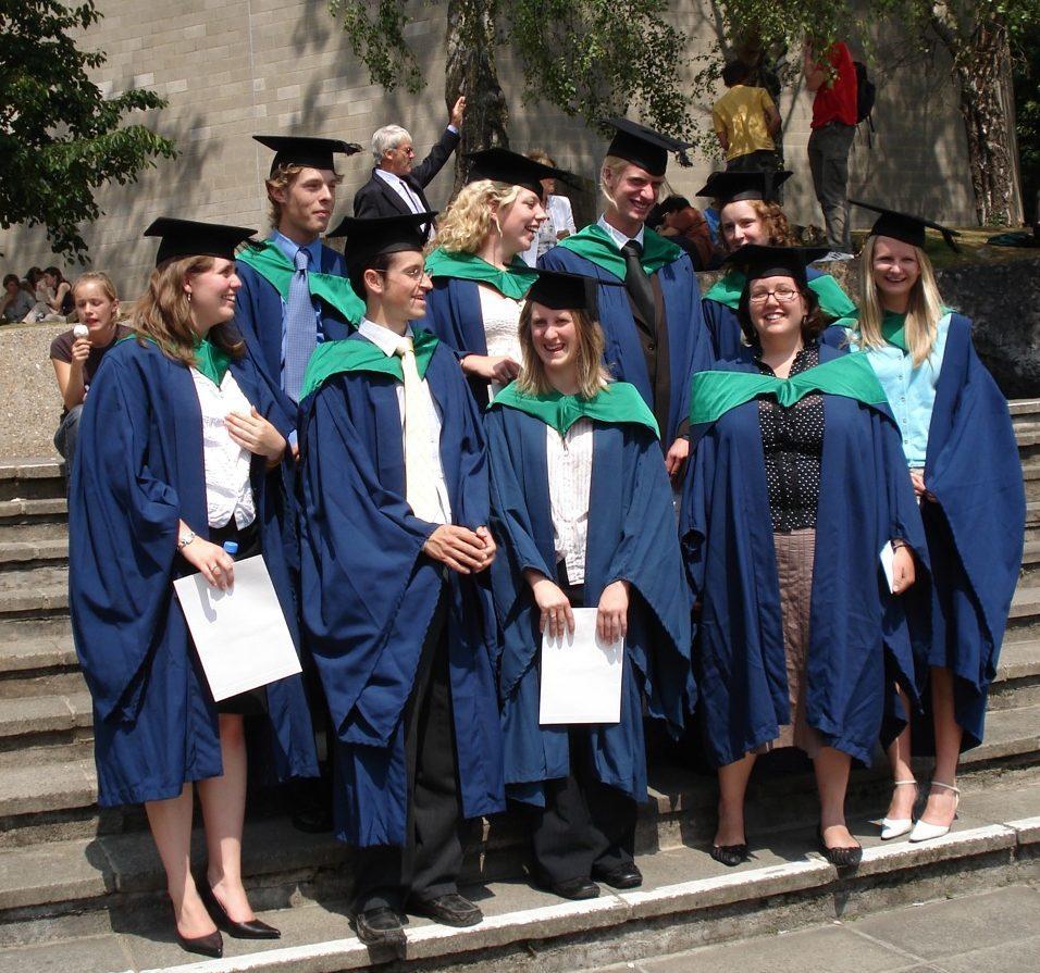 UEA Graduates. Quick Like A Mule, Flickr