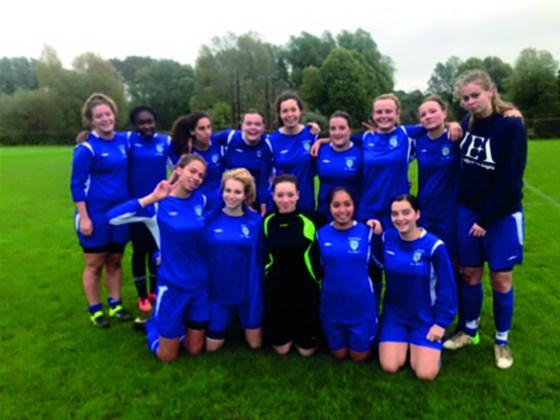 UEA women's football assess their season this year