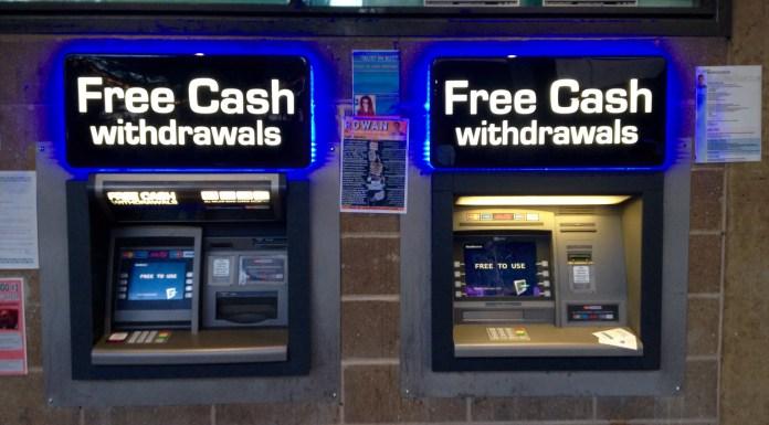 Cash Machines. Photo: Jessica Frank-Keyes for Concrete