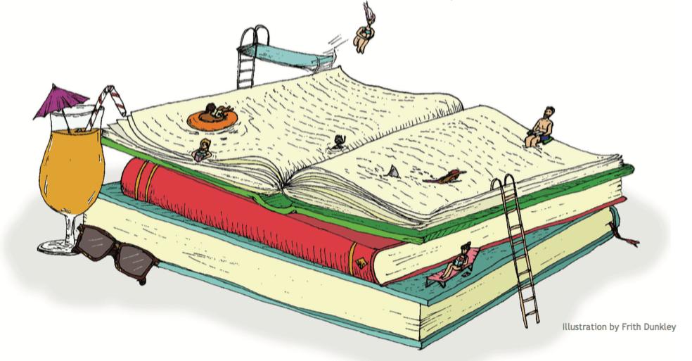 Book illustration - Frith Dunkley