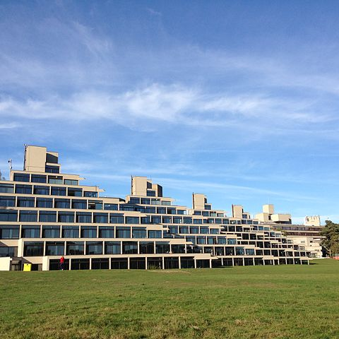 Is the UEA campus becoming unrecognisable?