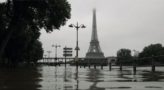 Flash floods plague Europe