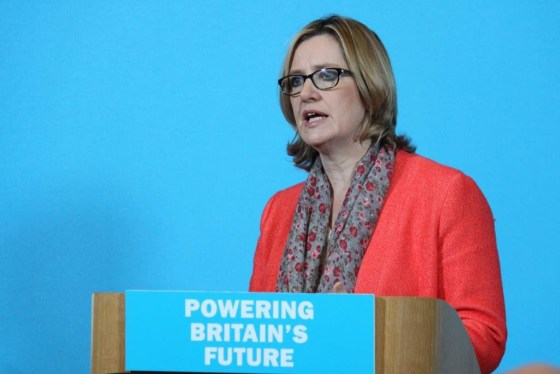 Amber Rudd's immigration proposals condemned by Higher Education sector