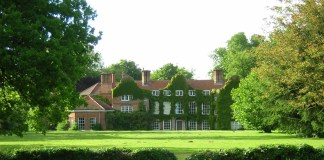 Earlham Hall, Wikimedia